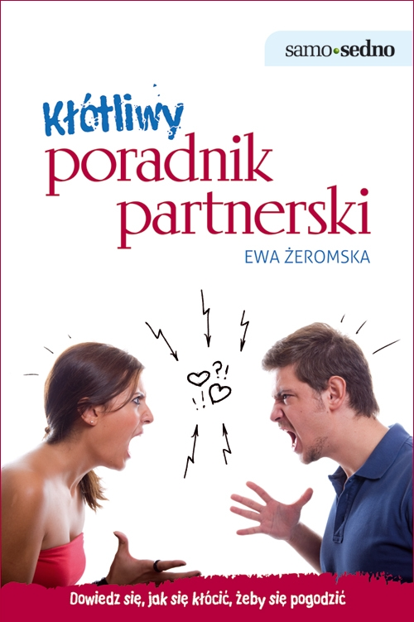 Kłótliwy poradnik partnerski - Ebook (Książka EPUB) do pobrania w formacie EPUB