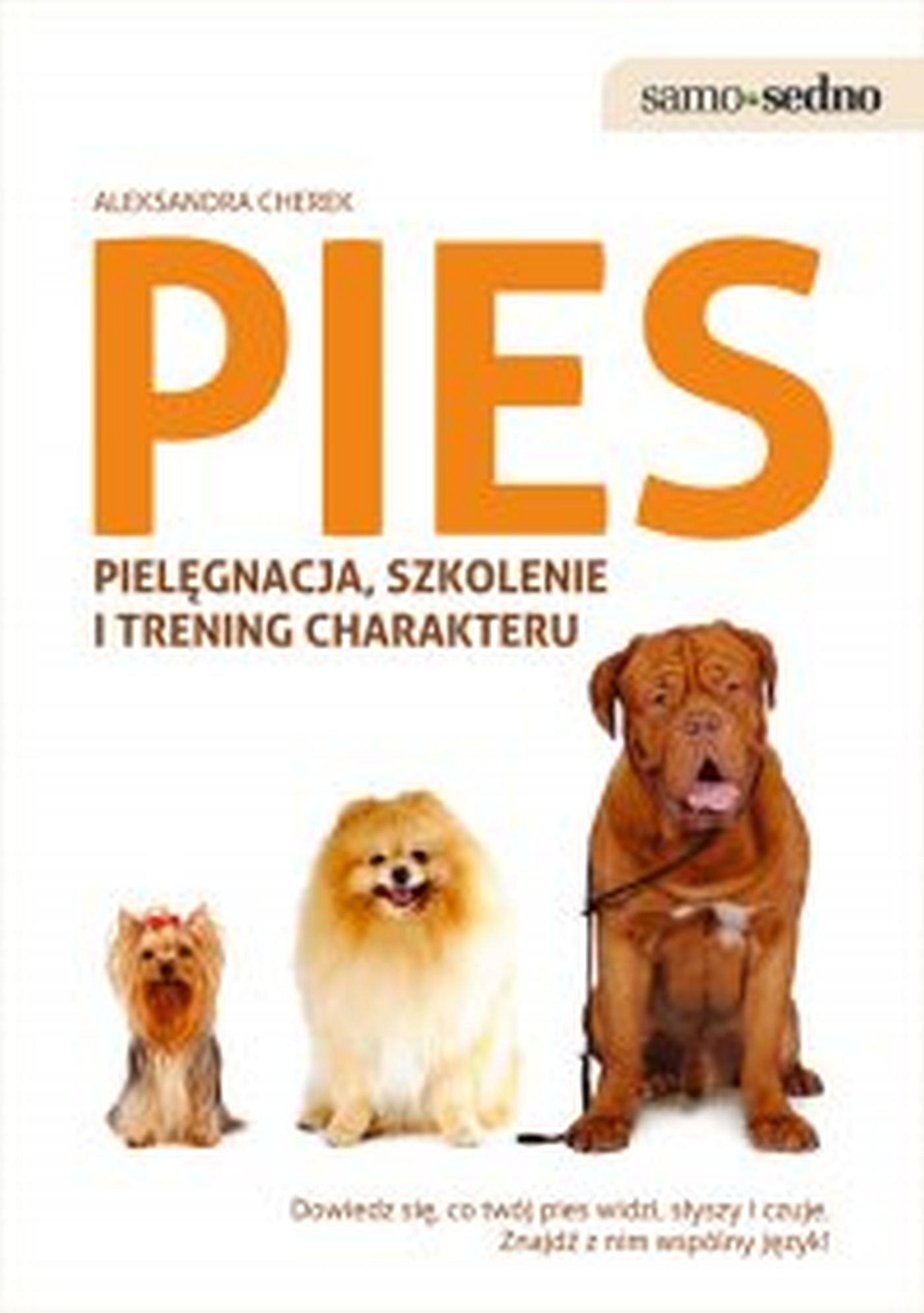 Pies pielęgnacja, szkolenie - Ebook (Książka EPUB) do pobrania w formacie EPUB