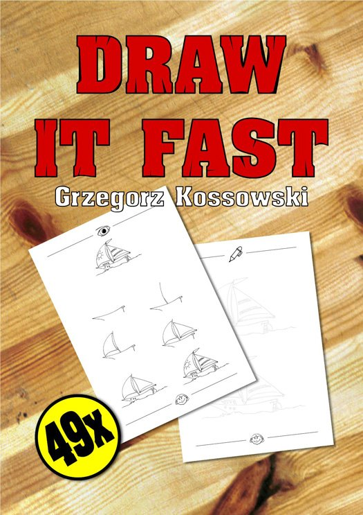 Draw it fast - Ebook (Książka na Kindle) do pobrania w formacie MOBI