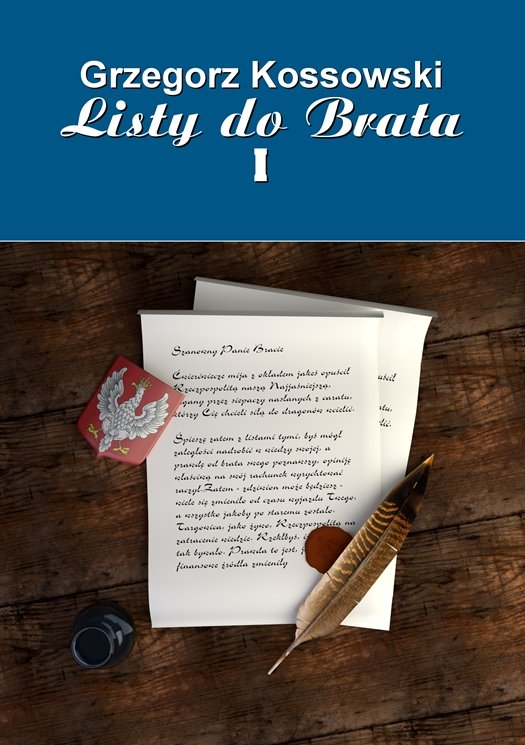 Listy do brata I - Ebook (Książka na Kindle) do pobrania w formacie MOBI