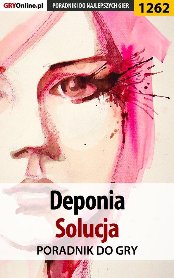 Deponia - solucja - poradnik do gry - Ebook (Książka PDF) do pobrania w formacie PDF