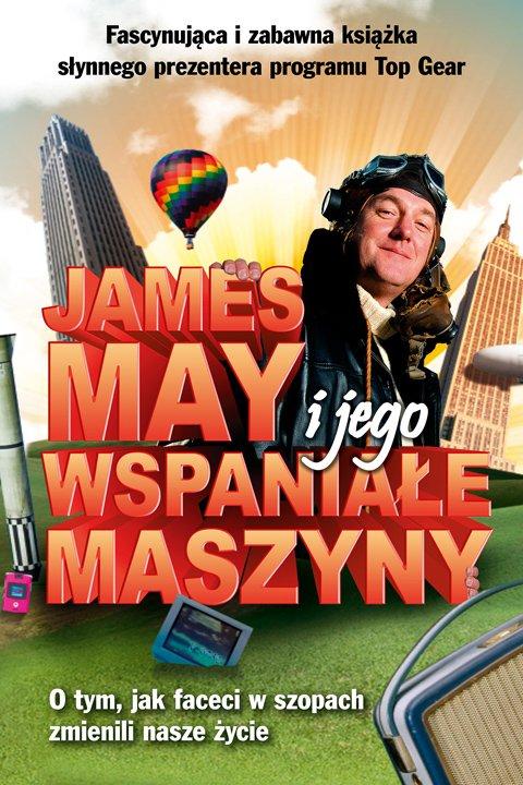 James May i jego wspaniałe maszyny - Ebook (Książka EPUB) do pobrania w formacie EPUB