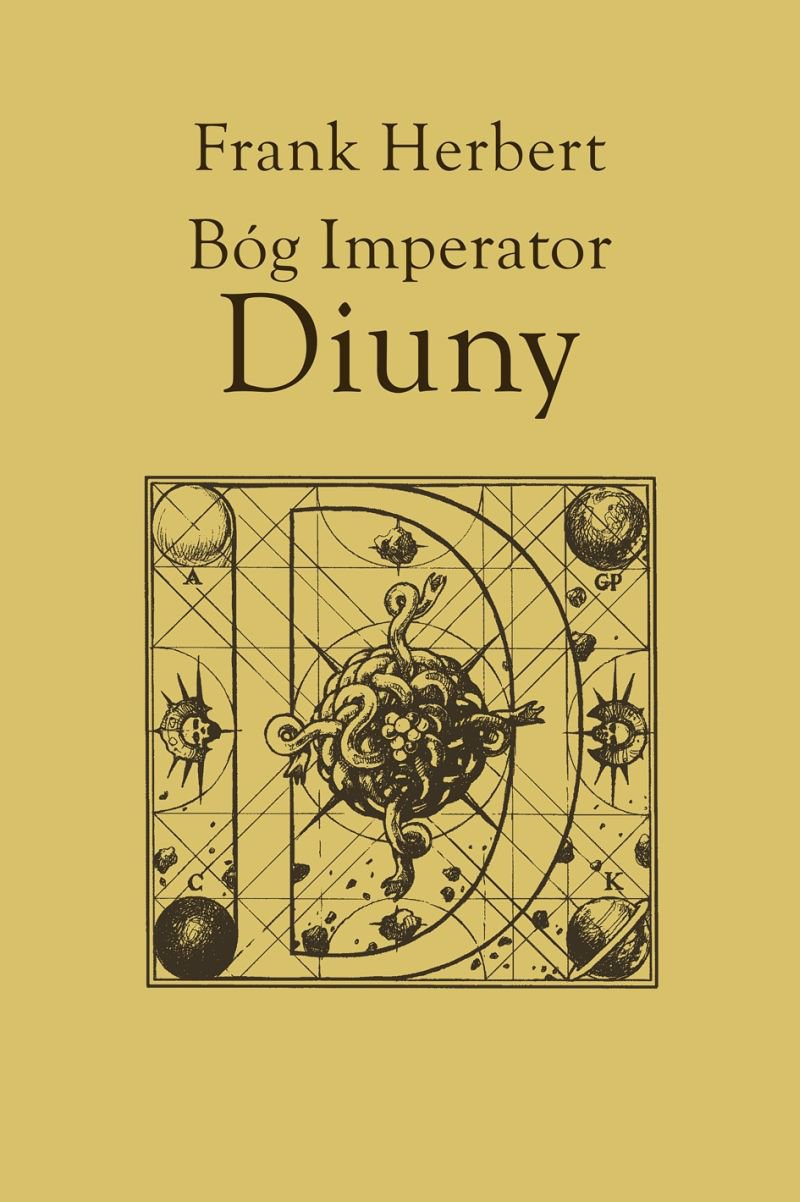 Bóg. Imperator Diuny - Ebook (Książka EPUB) do pobrania w formacie EPUB