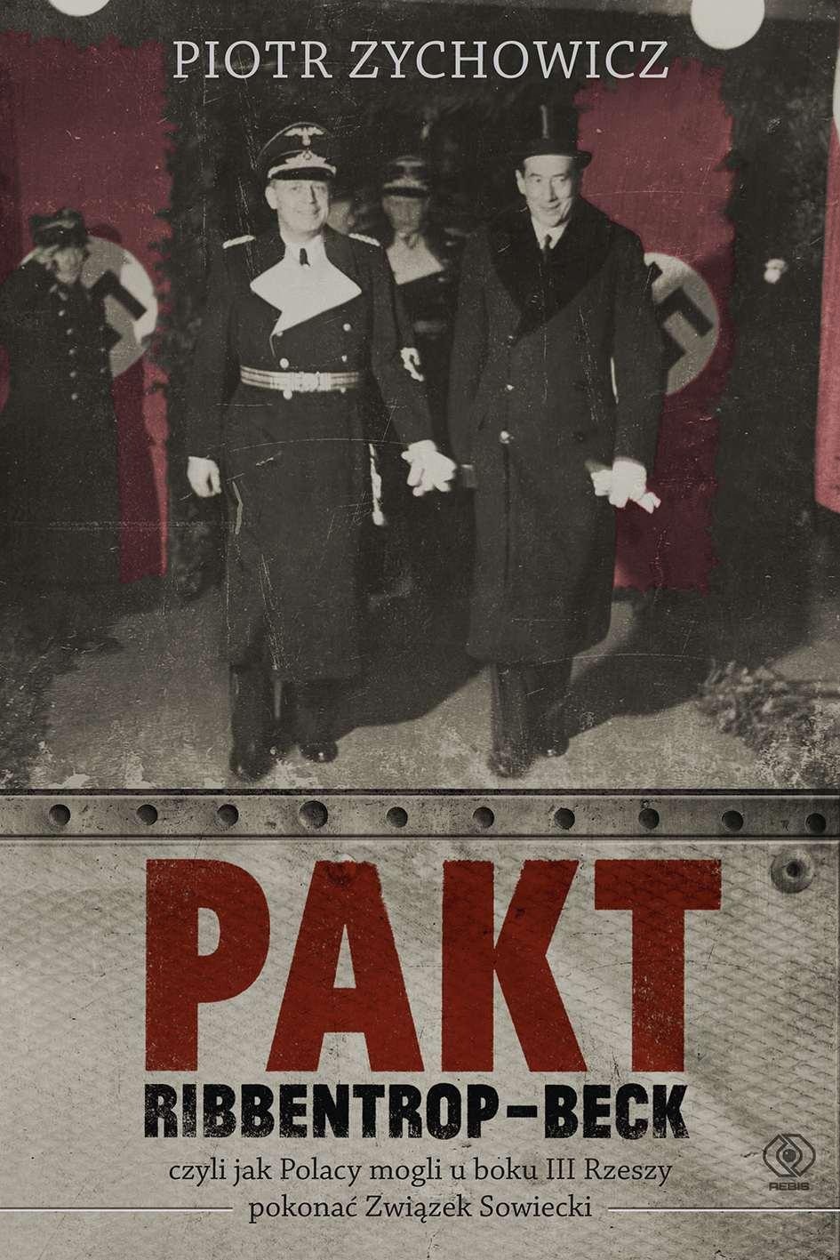 Pakt Ribbentrop-Beck - Ebook (Książka EPUB) do pobrania w formacie EPUB