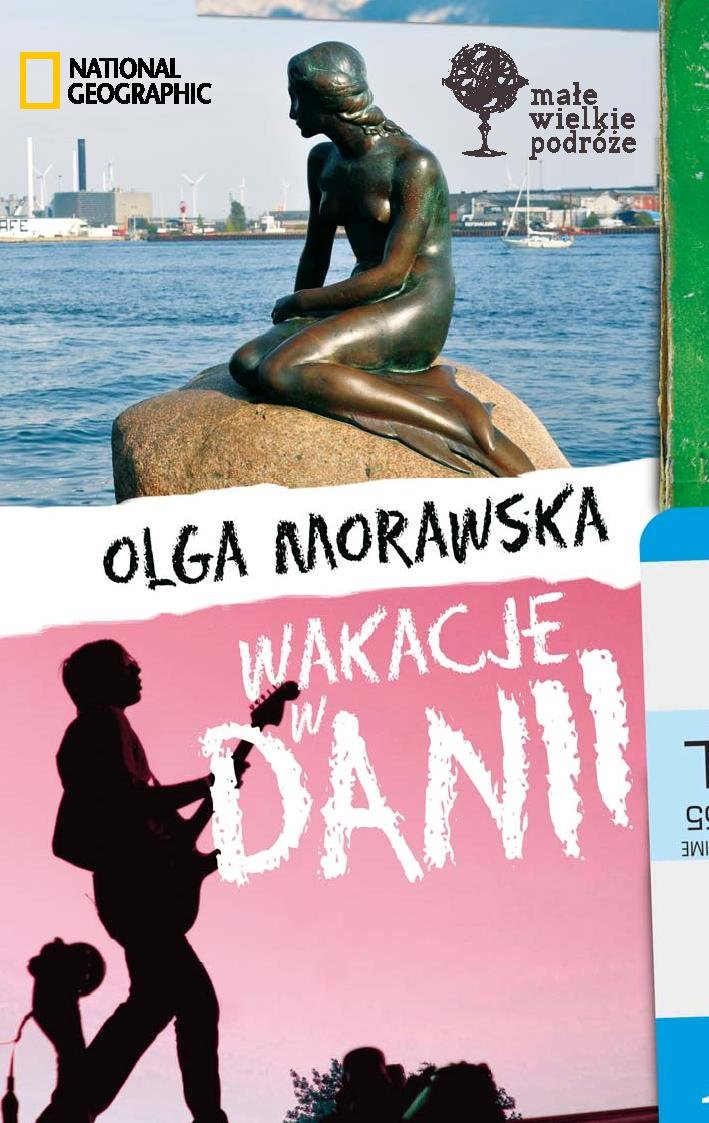 Wakacje w Danii. Małe Wielkie Podróże - Ebook (Książka PDF) do pobrania w formacie PDF