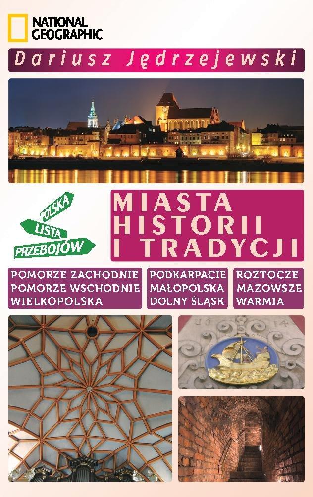 Miasta historii i tradycji. Polska Lista Przebojów - Ebook (Książka EPUB) do pobrania w formacie EPUB