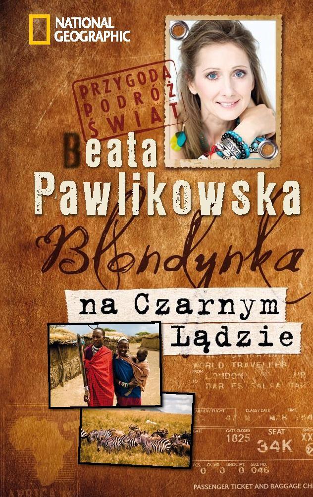 Blondynka na Czarnym Lądzie - Ebook (Książka EPUB) do pobrania w formacie EPUB