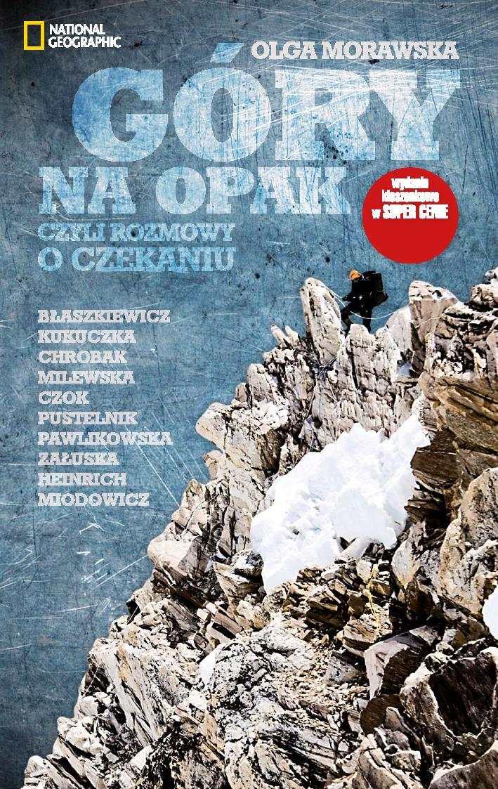 Góry na opak, czyli rozmowy o czekaniu - Ebook (Książka EPUB) do pobrania w formacie EPUB