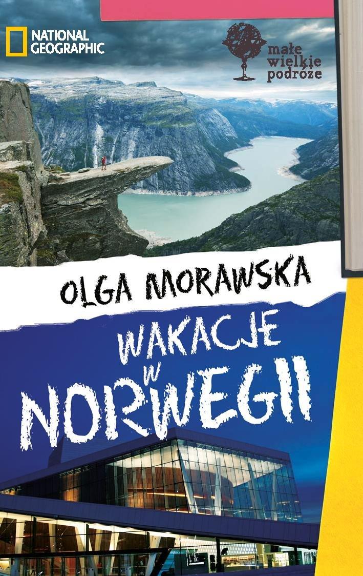 Wakacje w Norwegii - Ebook (Książka PDF) do pobrania w formacie PDF