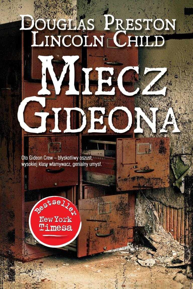 Miecz Gideona - Ebook (Książka EPUB) do pobrania w formacie EPUB