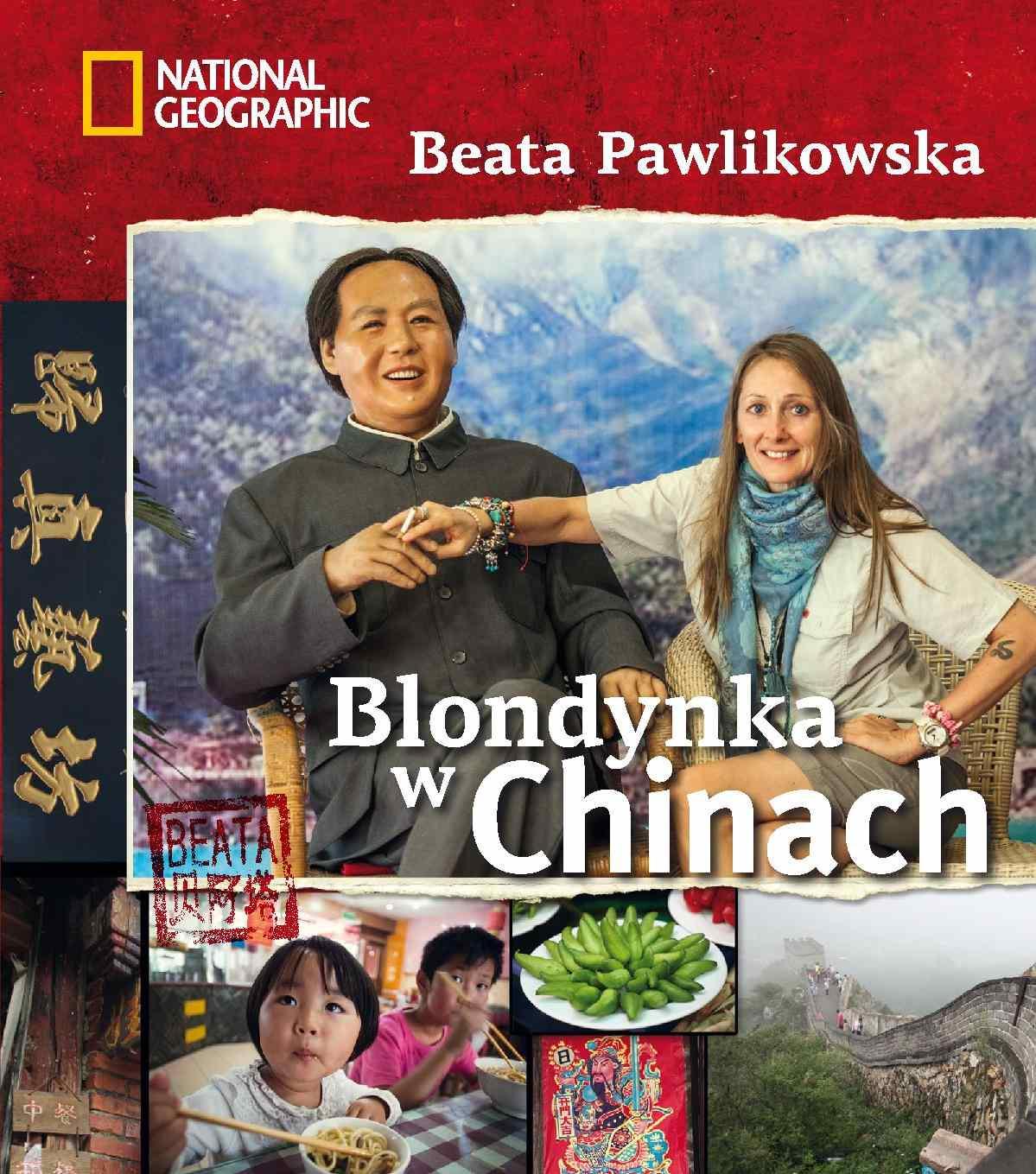 Blondynka w Chinach - Ebook (Książka EPUB) do pobrania w formacie EPUB