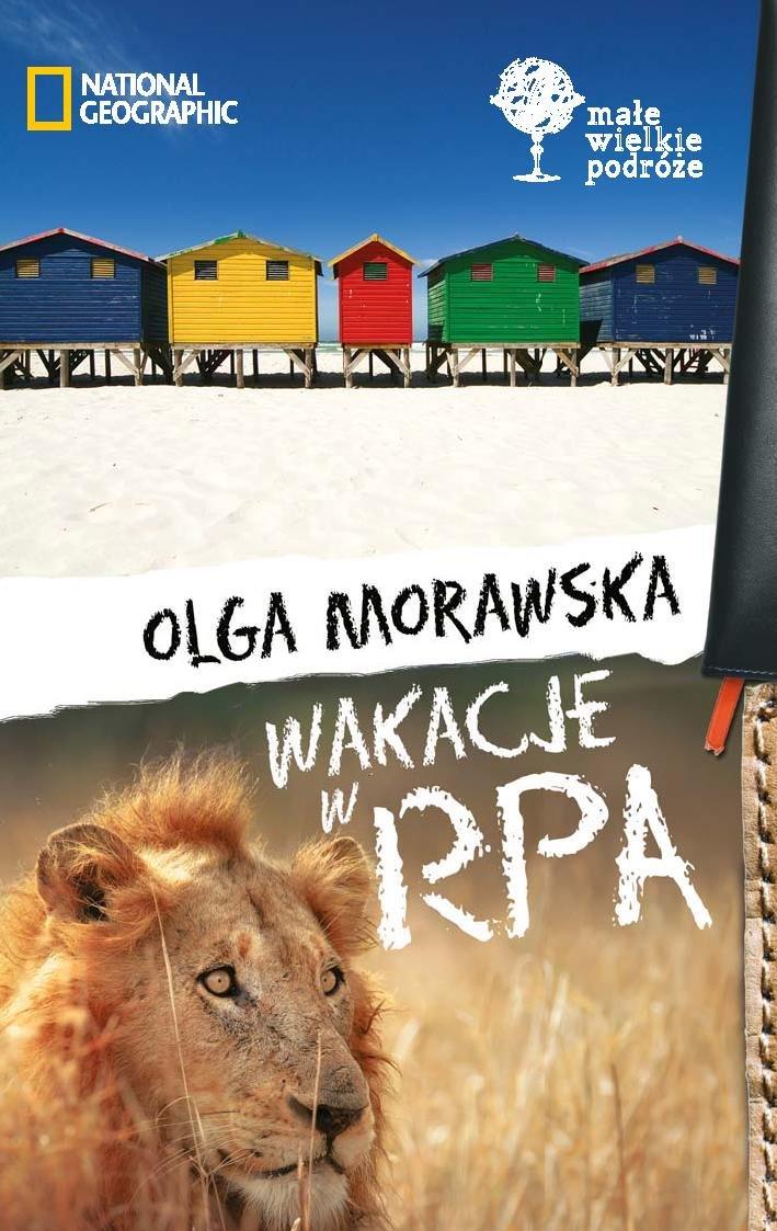 Wakacje w RPA - Ebook (Książka PDF) do pobrania w formacie PDF
