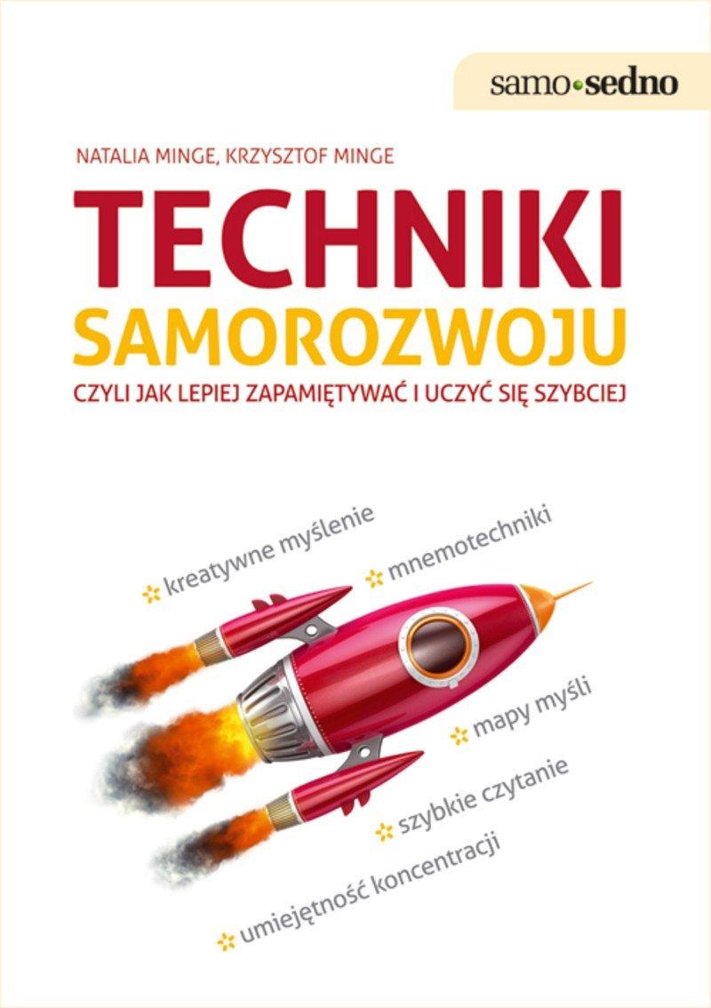 Techniki samorozwoju czyli jak lepiej zapamiętywać i uczyć się szybciej - Ebook (Książka na Kindle) do pobrania w formacie MOBI