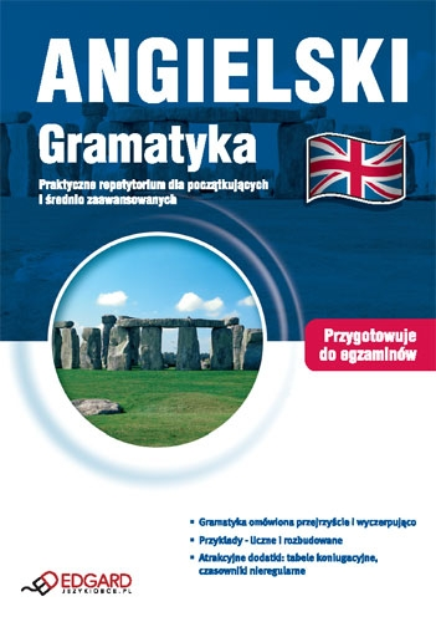 Angielski Gramatyka. Praktyczne repetytorium dla początkujących i średnio zaawansowanych - Ebook (Książka EPUB) do pobrania w formacie EPUB