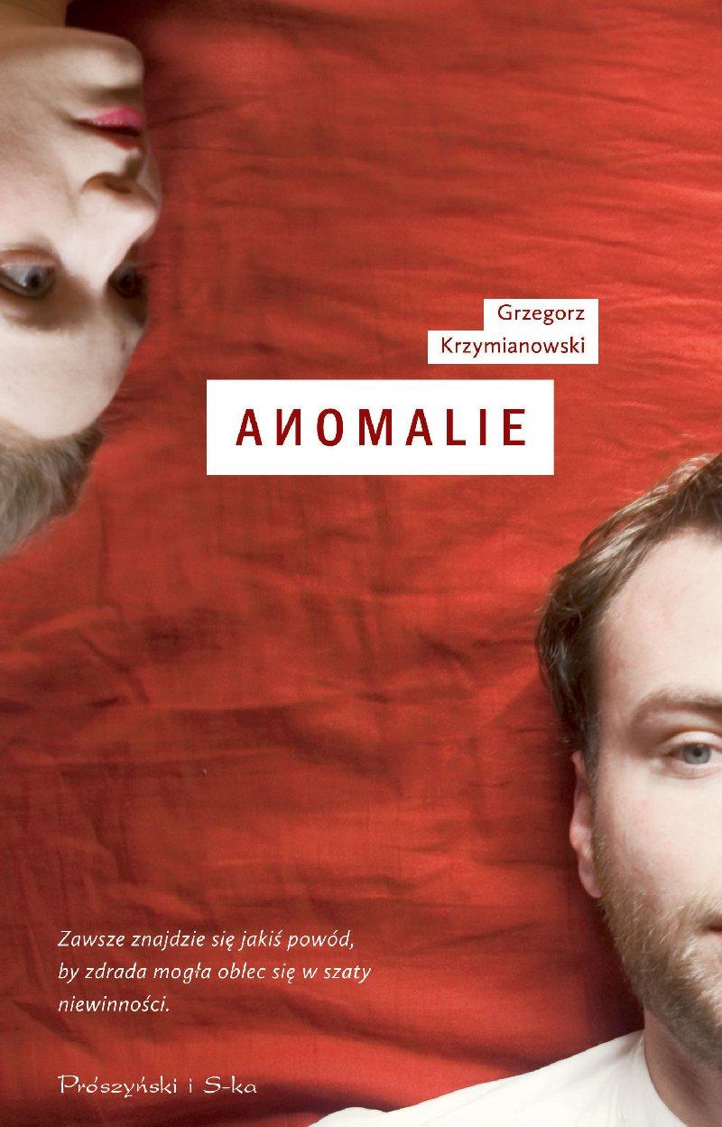 Anomalie - Ebook (Książka EPUB) do pobrania w formacie EPUB