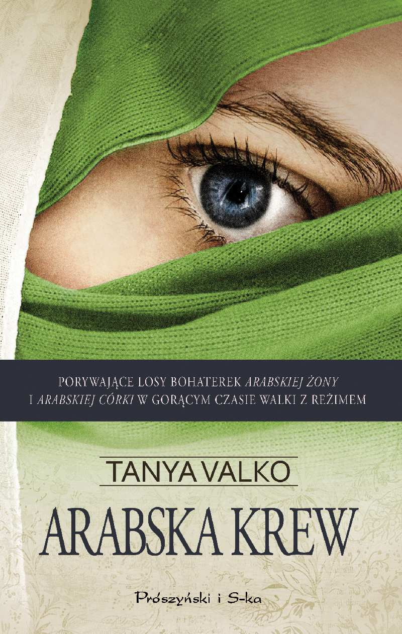 Arabska krew - Ebook (Książka EPUB) do pobrania w formacie EPUB