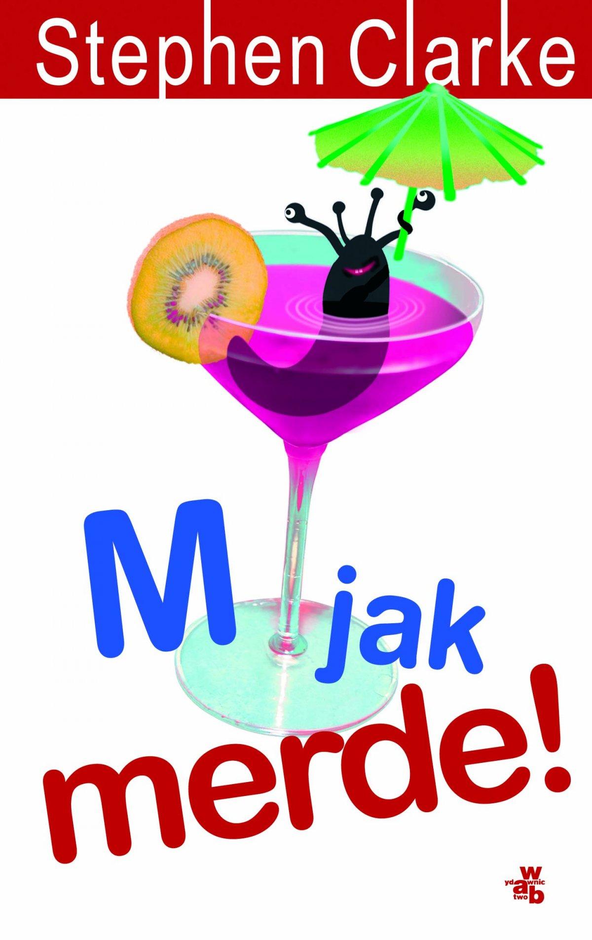 M jak merde! - Ebook (Książka na Kindle) do pobrania w formacie MOBI