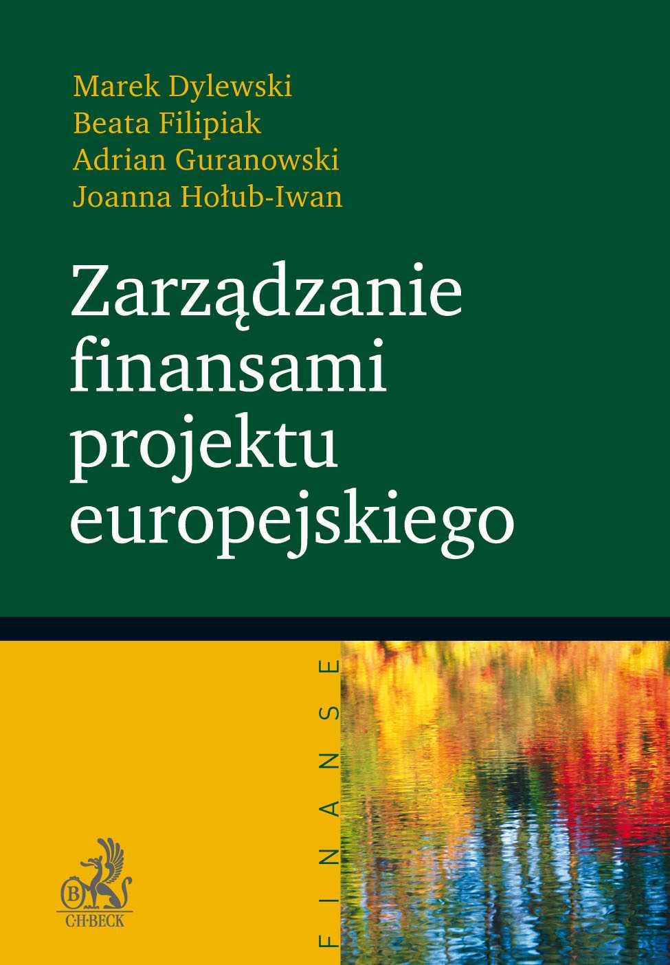 Zarządzanie finansami projektu europejskiego - Ebook (Książka PDF) do pobrania w formacie PDF