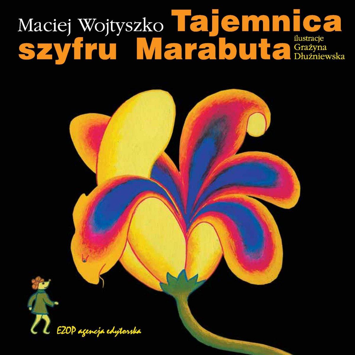 Tajemnica szyfru Marabuta - Ebook (Książka EPUB) do pobrania w formacie EPUB
