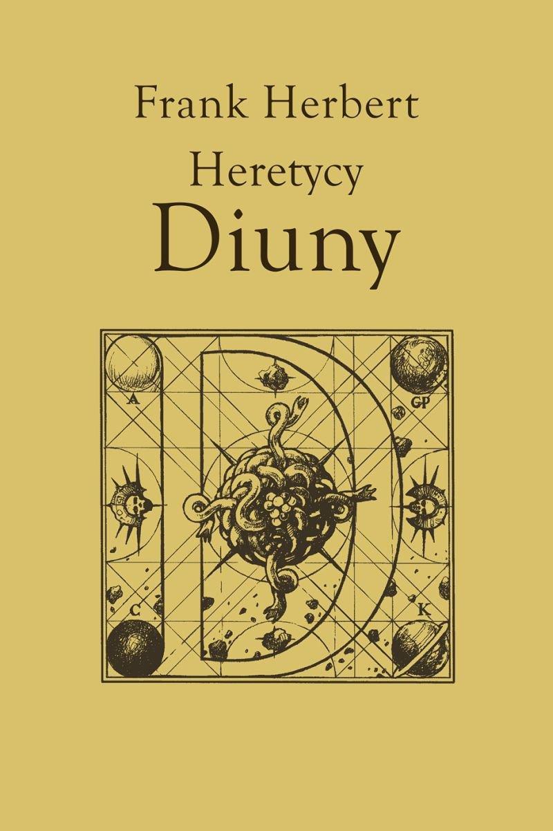 Heretycy Diuny - Ebook (Książka EPUB) do pobrania w formacie EPUB