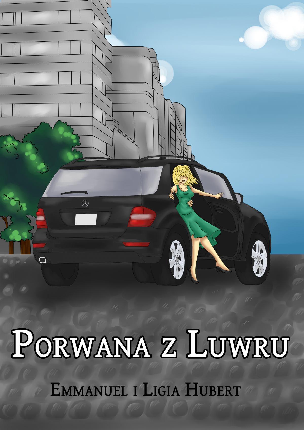 Porwana z Luwru - Ebook (Książka EPUB) do pobrania w formacie EPUB