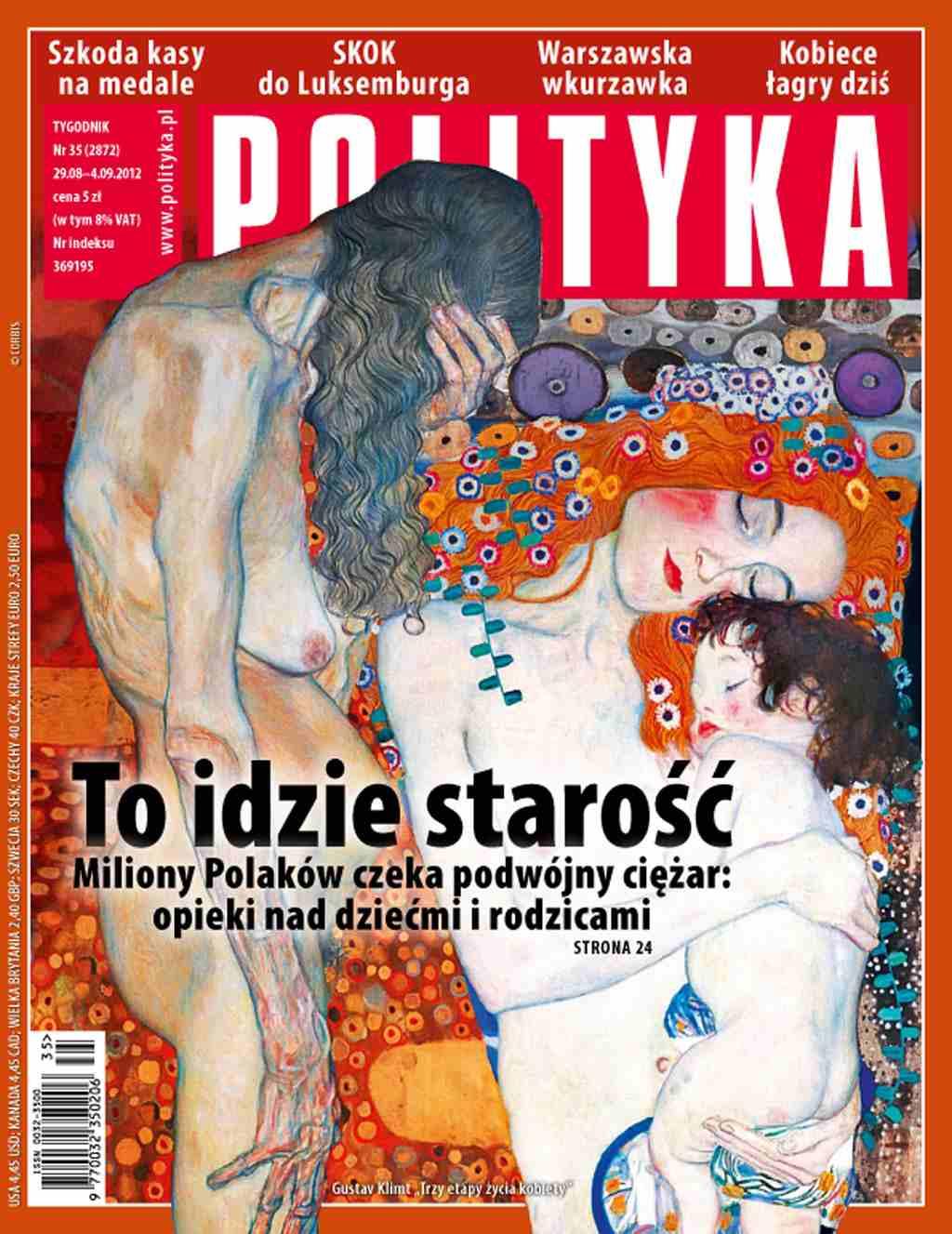 Polityka nr 35/2012 - Ebook (Książka PDF) do pobrania w formacie PDF