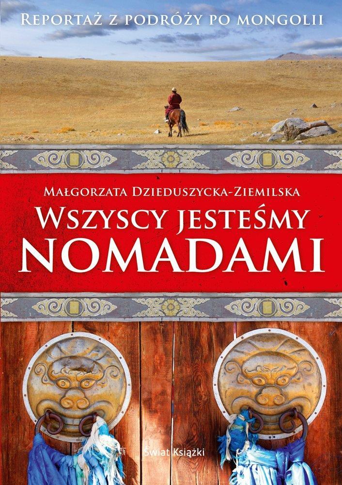 Wszyscy jesteśmy nomadami - Ebook (Książka EPUB) do pobrania w formacie EPUB
