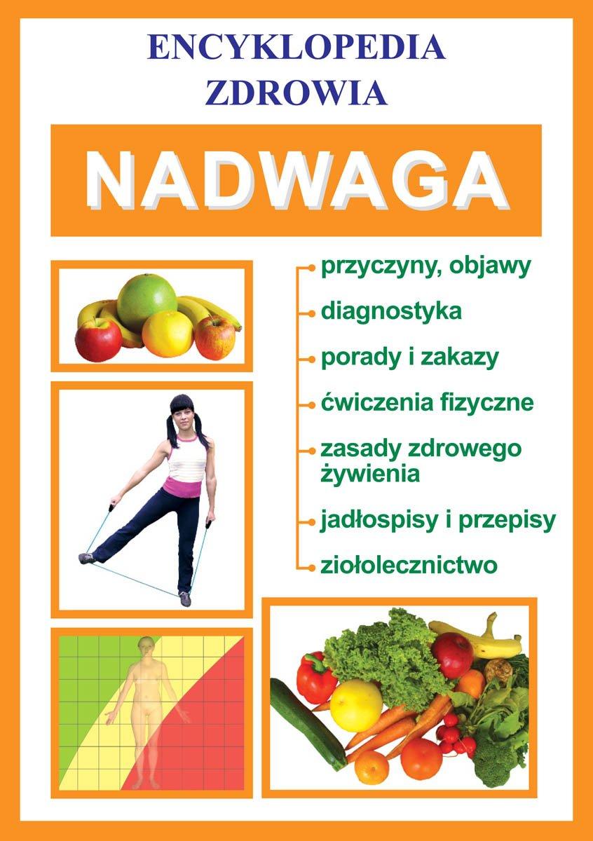 Nadwaga. Encyklopedia zdrowia - Ebook (Książka PDF) do pobrania w formacie PDF