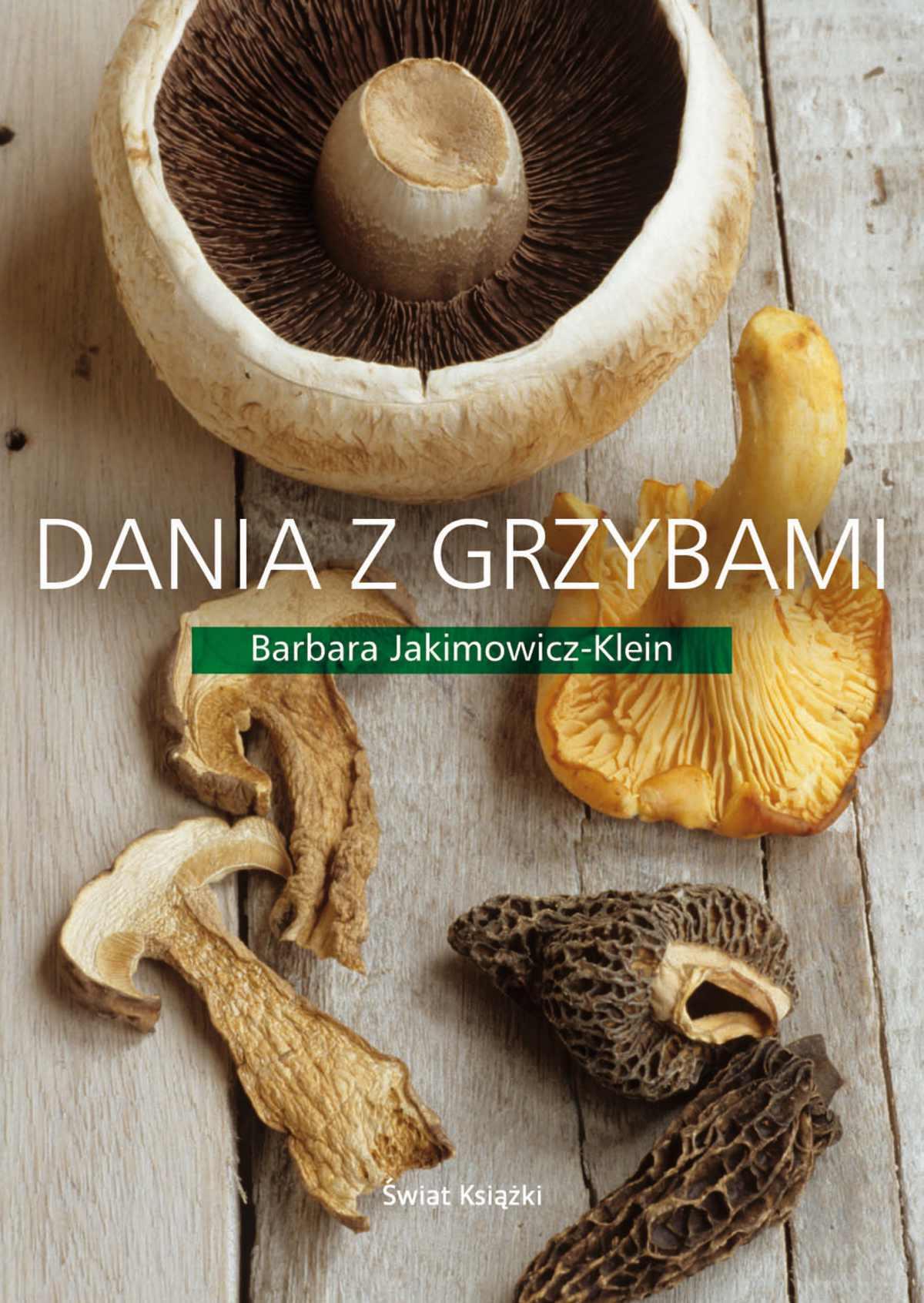 Dania z grzybami - Ebook (Książka EPUB) do pobrania w formacie EPUB