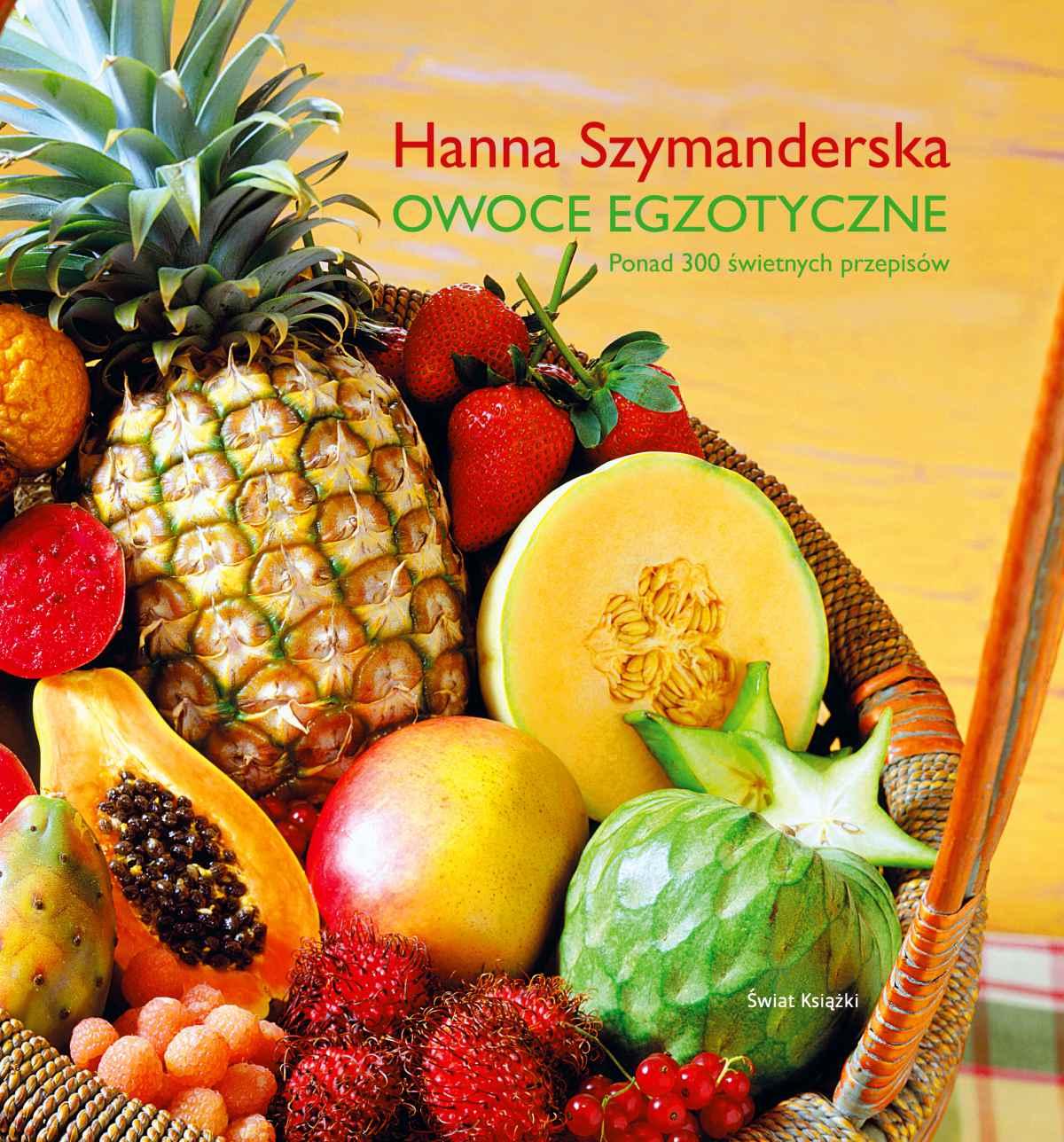 Owoce egzotyczne - Ebook (Książka EPUB) do pobrania w formacie EPUB