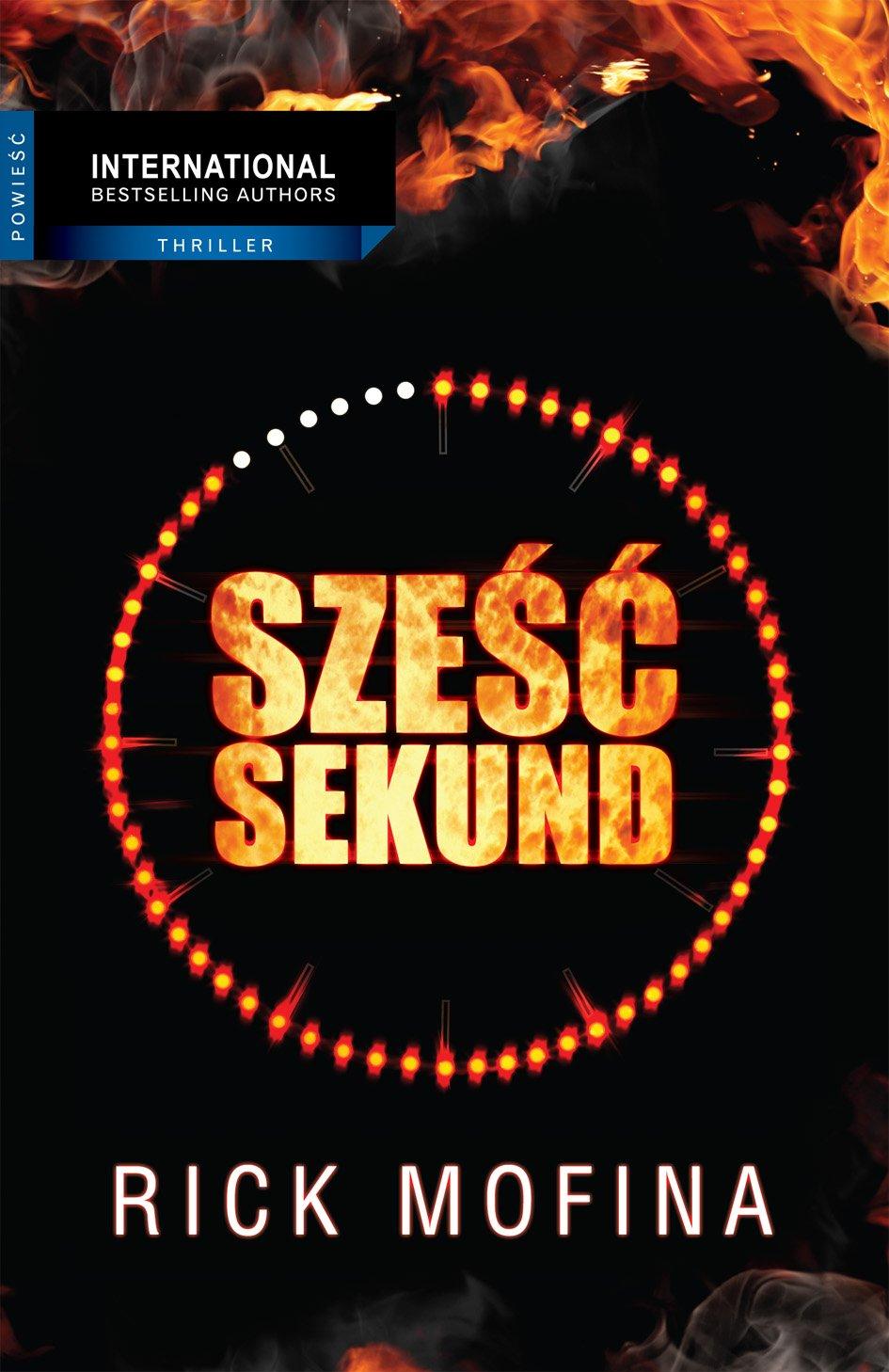 Sześć sekund - Ebook (Książka EPUB) do pobrania w formacie EPUB