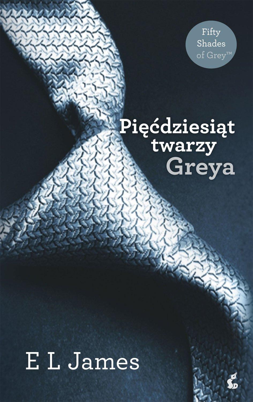 Pięćdziesiąt twarzy Greya - Ebook (Książka EPUB) do pobrania w formacie EPUB