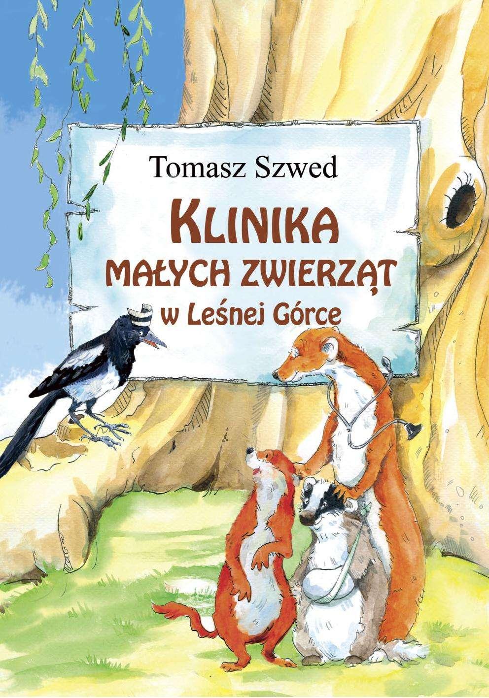 Klinika Małych Zwierząt w Leśnej Górce - Ebook (Książka PDF) do pobrania w formacie PDF