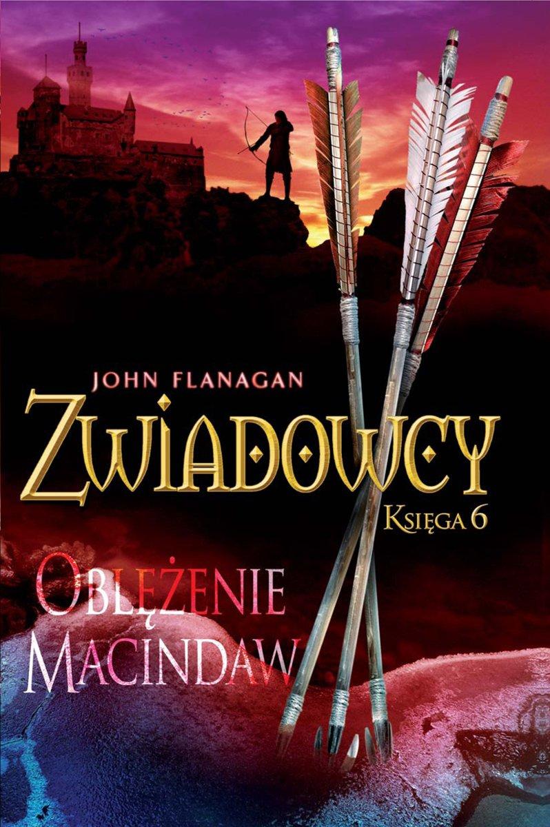 Oblężenie Macindaw - Ebook (Książka EPUB) do pobrania w formacie EPUB
