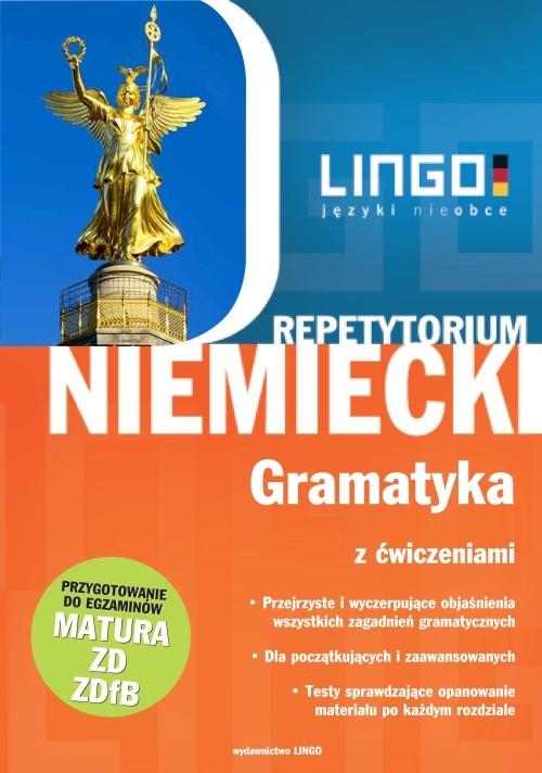 Niemiecki. Gramatyka z ćwiczeniami. Repetytorium - Ebook (Książka PDF) do pobrania w formacie PDF