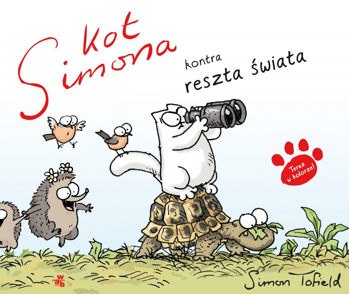 Kot Simona kontra reszta świata - Ebook (Książka PDF) do pobrania w formacie PDF