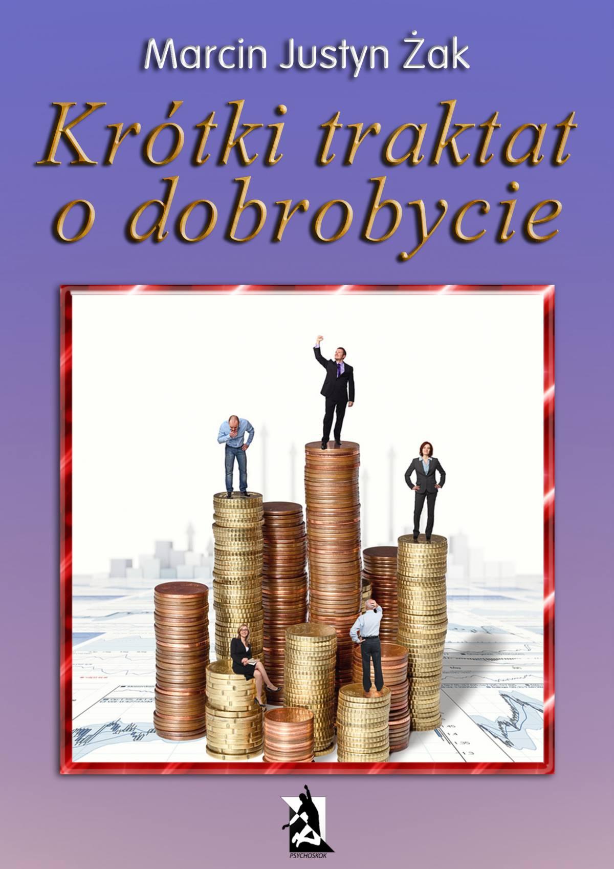 Krótki traktat o dobrobycie - Ebook (Książka EPUB) do pobrania w formacie EPUB