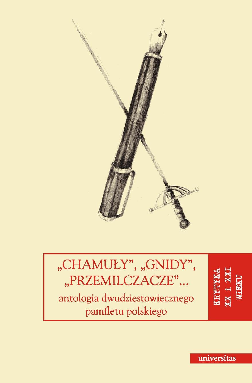 """""""Chamuły"""", """"gnidy"""", """"przemilczacze""""... - Ebook (Książka PDF) do pobrania w formacie PDF"""