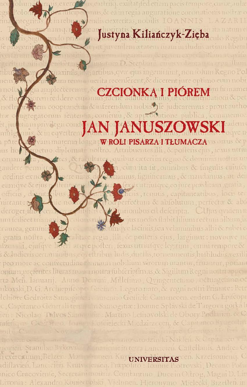 Czcionką i piórem - Ebook (Książka PDF) do pobrania w formacie PDF