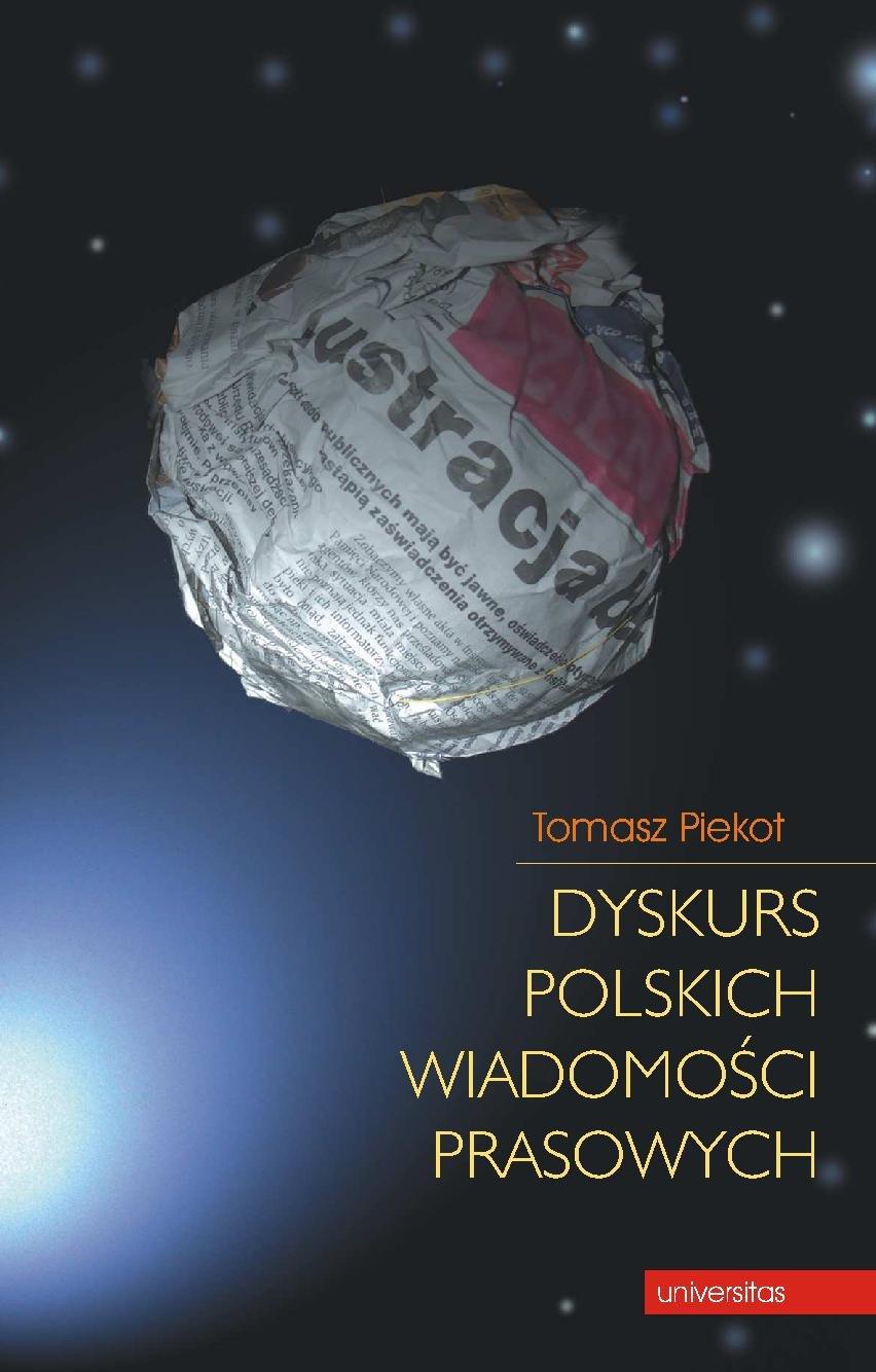Dyskurs polskich wiadomości prasowych - Ebook (Książka PDF) do pobrania w formacie PDF