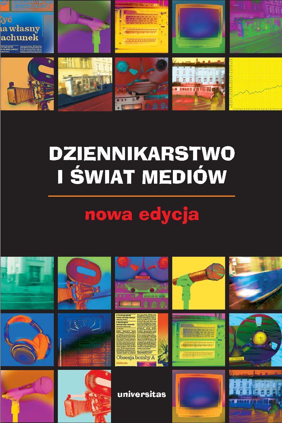 Dziennikarstwo i świat mediów - Ebook (Książka PDF) do pobrania w formacie PDF