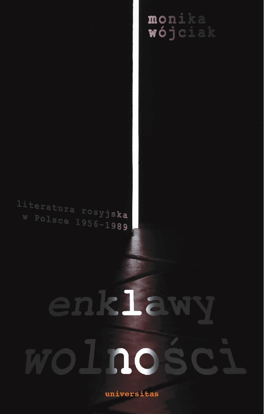 Enklawy wolności - Ebook (Książka PDF) do pobrania w formacie PDF
