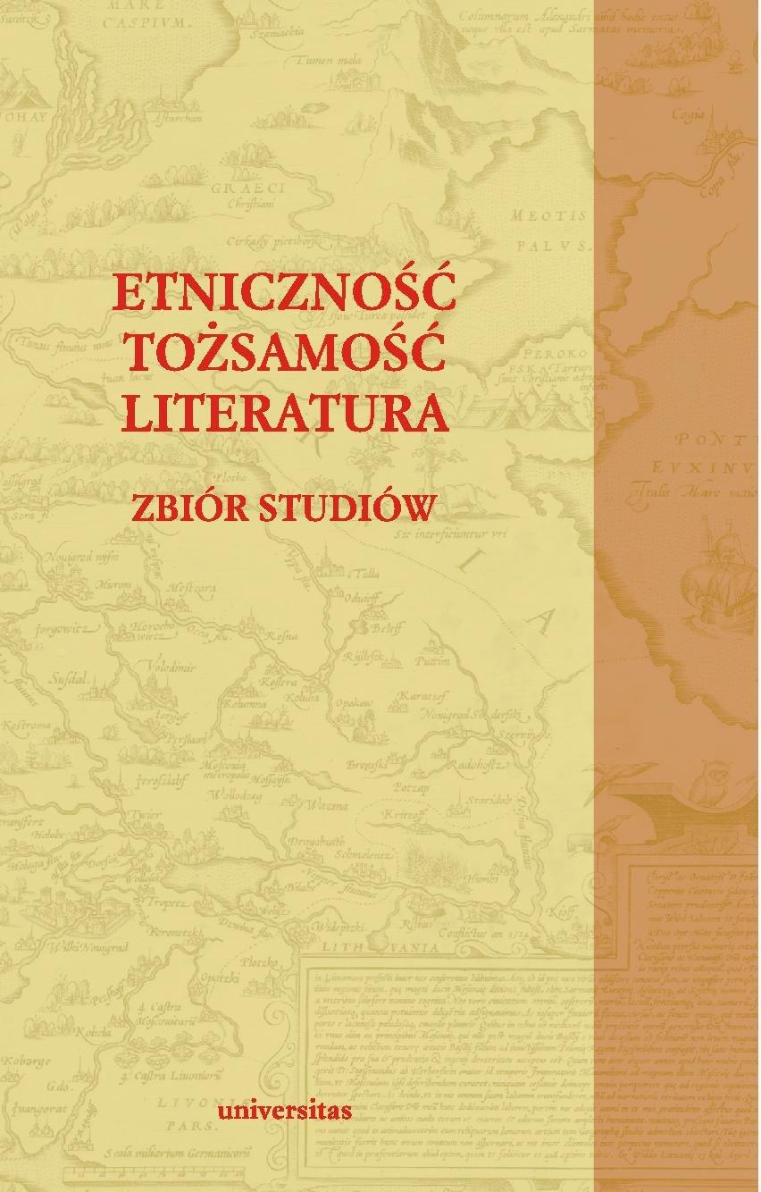 Etniczność – tożsamość – literatura - Ebook (Książka PDF) do pobrania w formacie PDF