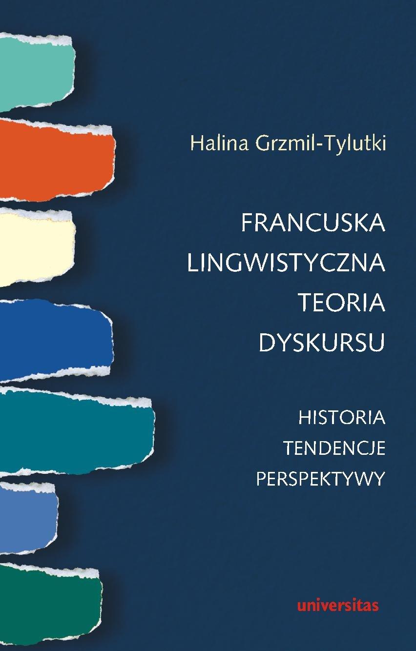 Francuska lingwistyczna teoria dyskursu - Ebook (Książka PDF) do pobrania w formacie PDF