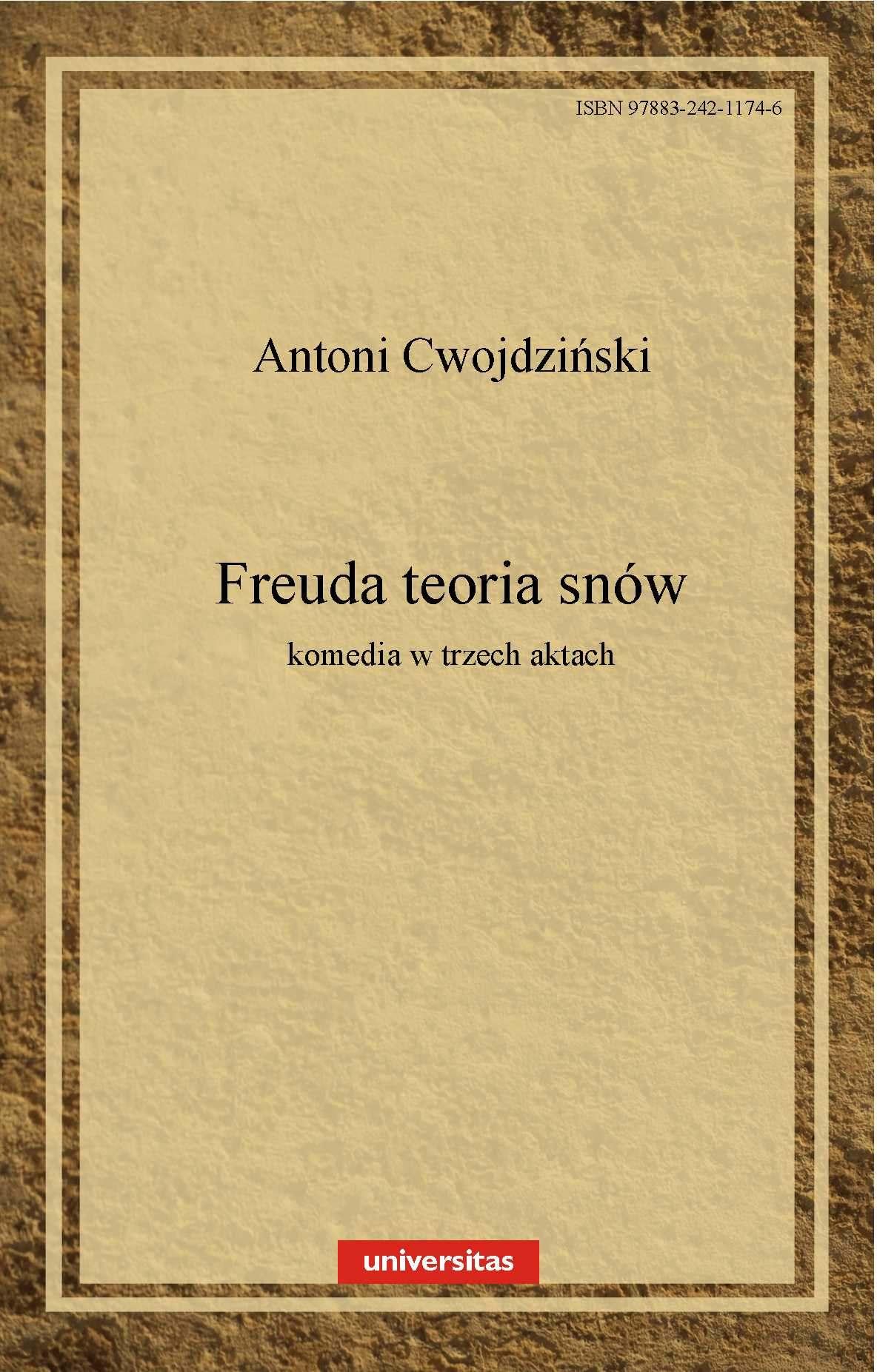 Freuda teoria snów - Ebook (Książka PDF) do pobrania w formacie PDF