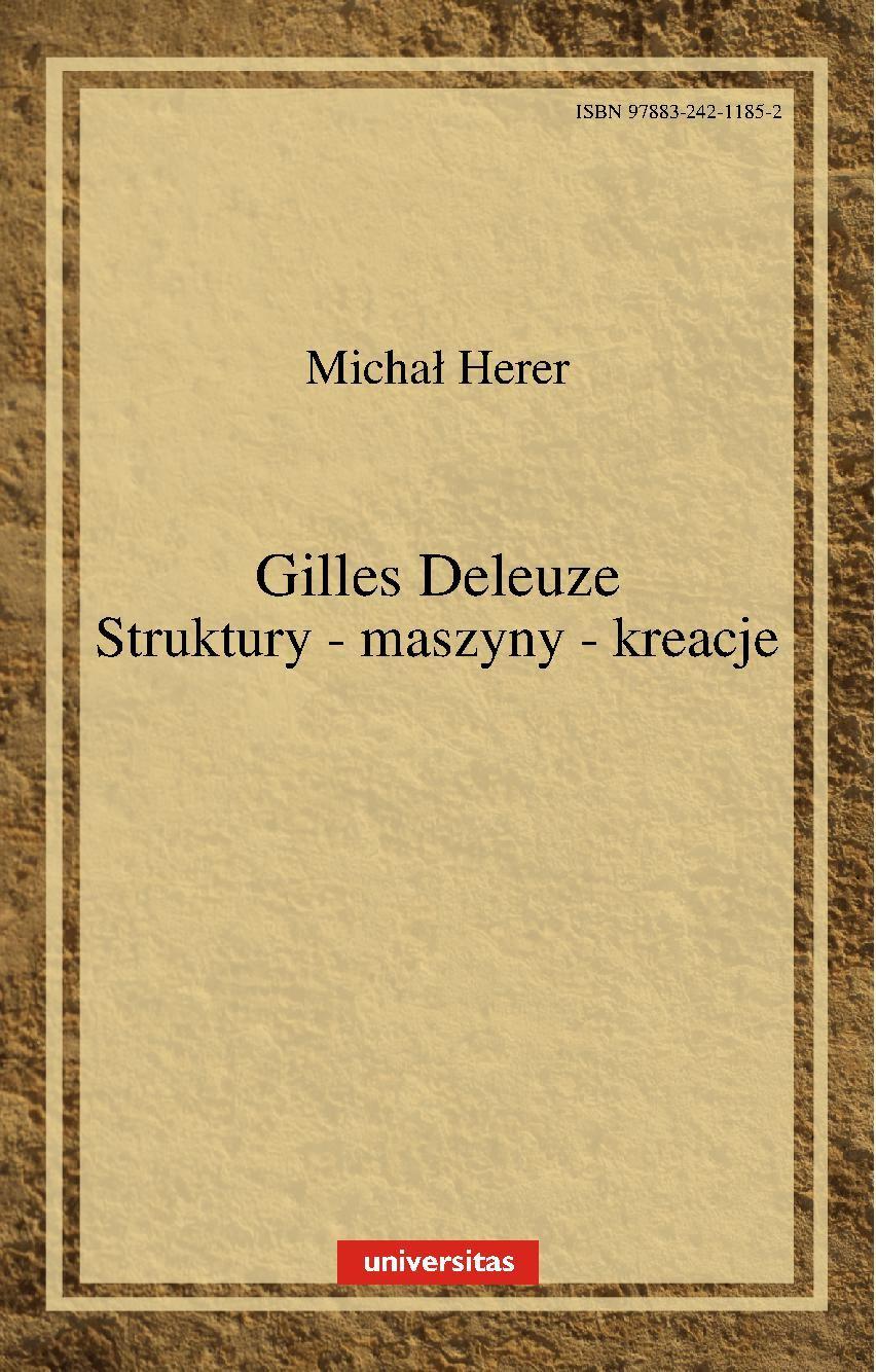 Gilles Deleuze - Ebook (Książka PDF) do pobrania w formacie PDF