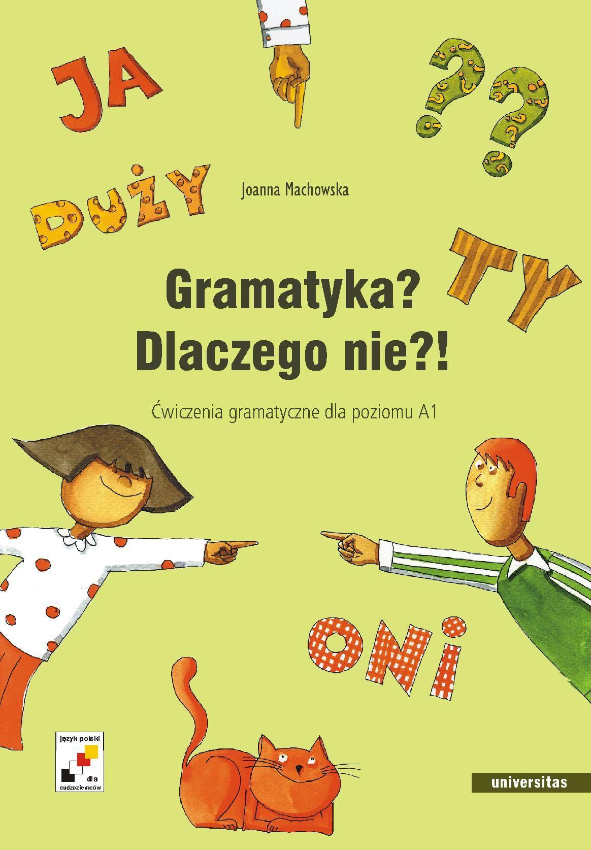 Gramatyka? Dlaczego nie?! - Ebook (Książka PDF) do pobrania w formacie PDF