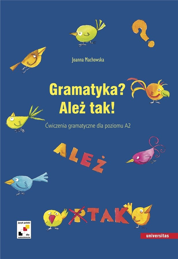 Gramatyka? Ależ tak! - Ebook (Książka PDF) do pobrania w formacie PDF
