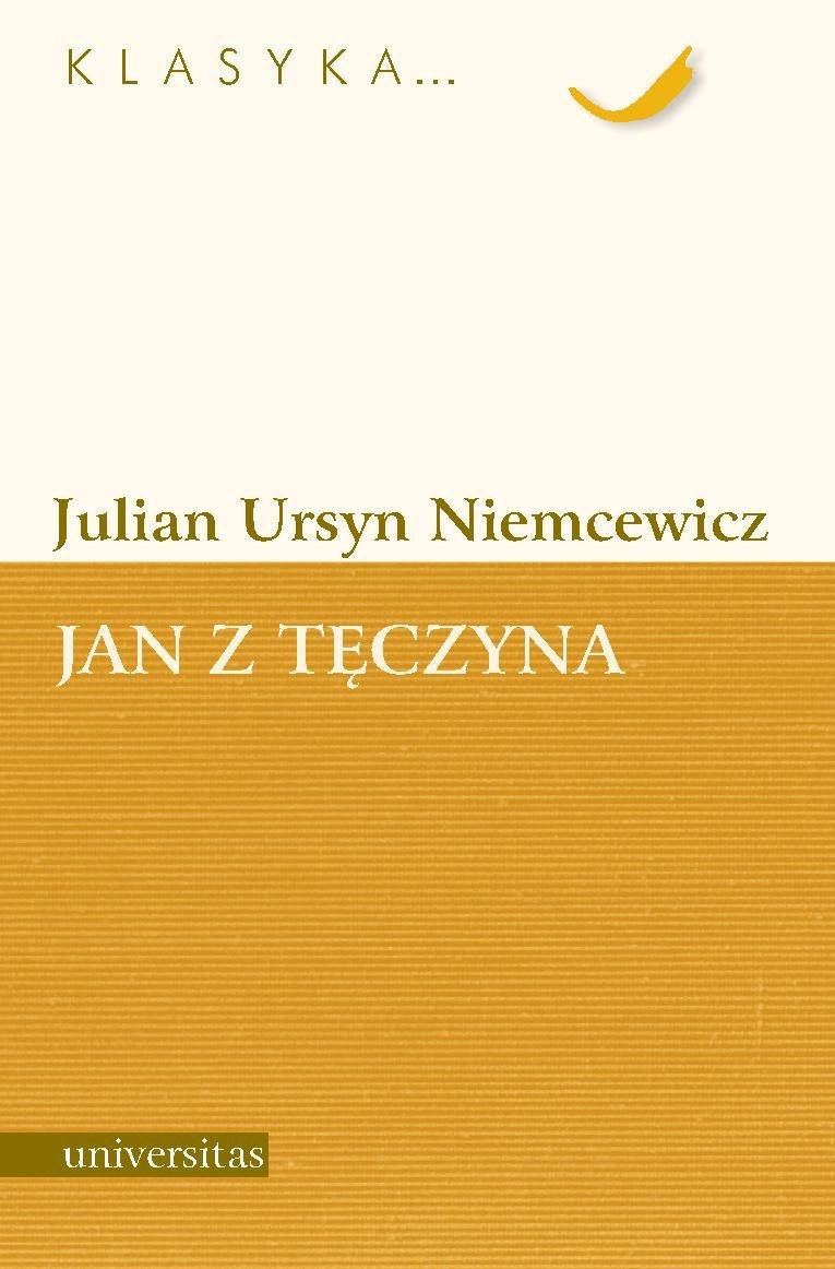 Jan z Tęczyna - Ebook (Książka PDF) do pobrania w formacie PDF