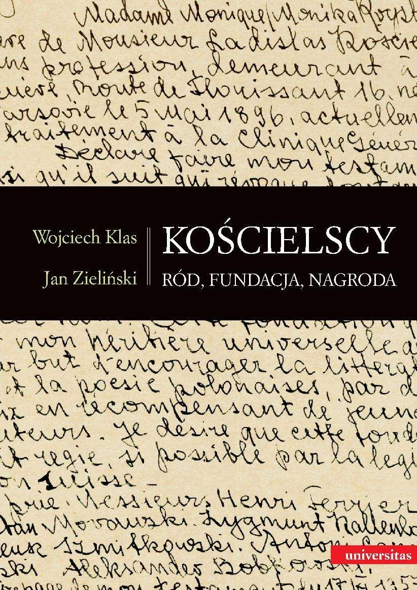 Kościelscy - Ebook (Książka PDF) do pobrania w formacie PDF
